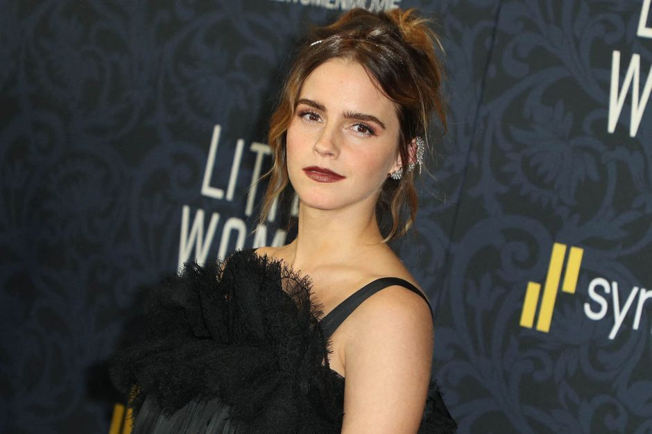 Emma Watson reacts to speculation about her private life