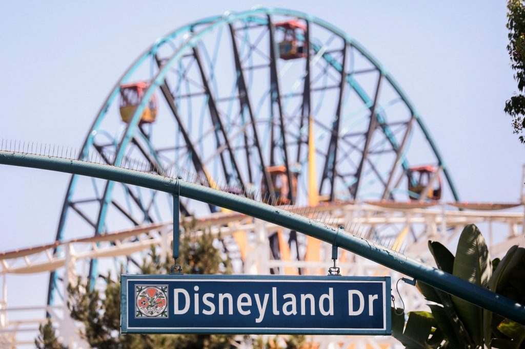 Faced with controversy, Disneyland parks are relocating some places