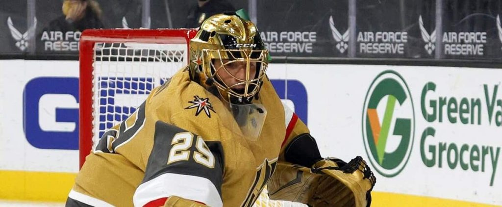 First individual award for Marc-Andre Fleury