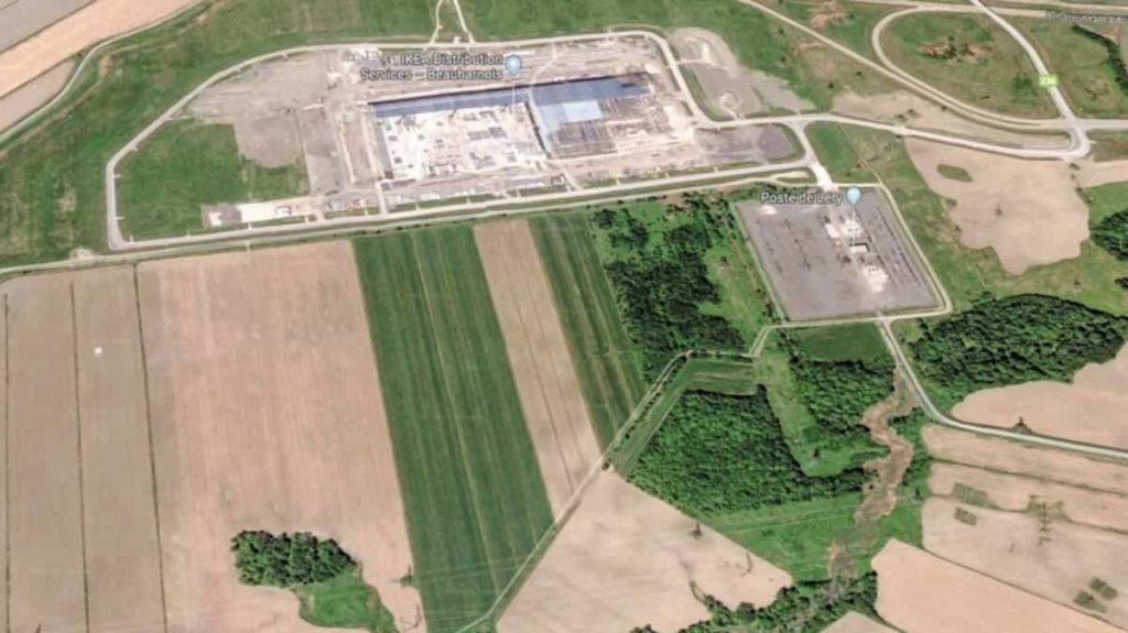 Google will invest $ 735 million in Beauharnois