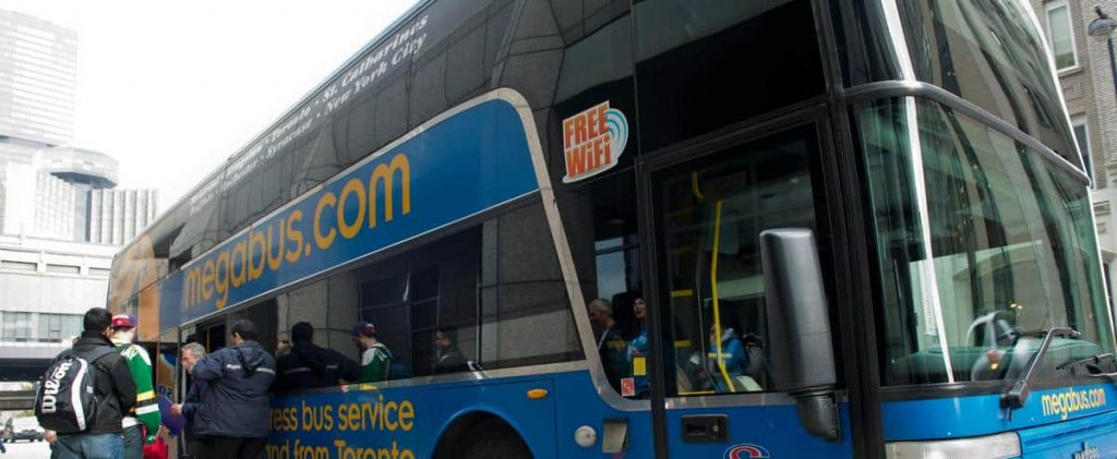 Megabus will compensate for the Greyhound shutdown by improving service
