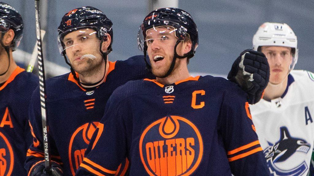 NHL: Connor McDavid scored 100 points in a short season