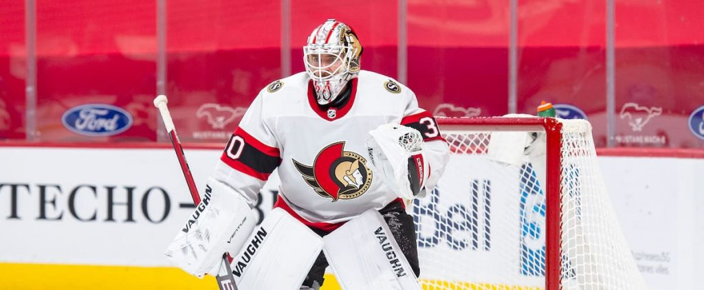 NHL: Goalkeepers have scored from teams eliminated