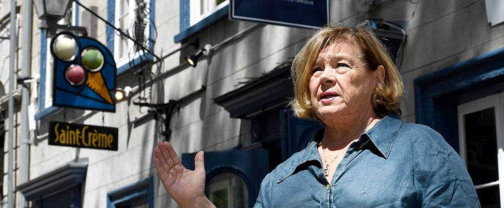 Old Quebec lacks foreign tourists