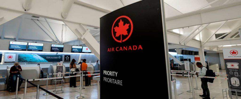 Race against time to retrieve Air Canada tickets