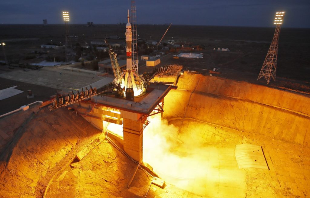 Russia: Moscow's Master Plans in Space