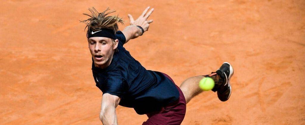 Shapovalov gets close to surprising Nadal in Rome