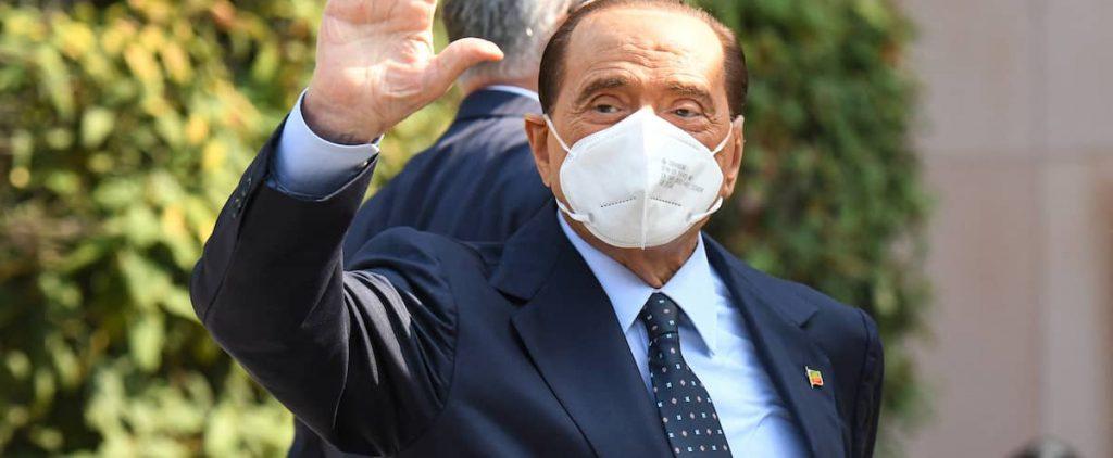 Silvio Berlusconi is hospitalized again