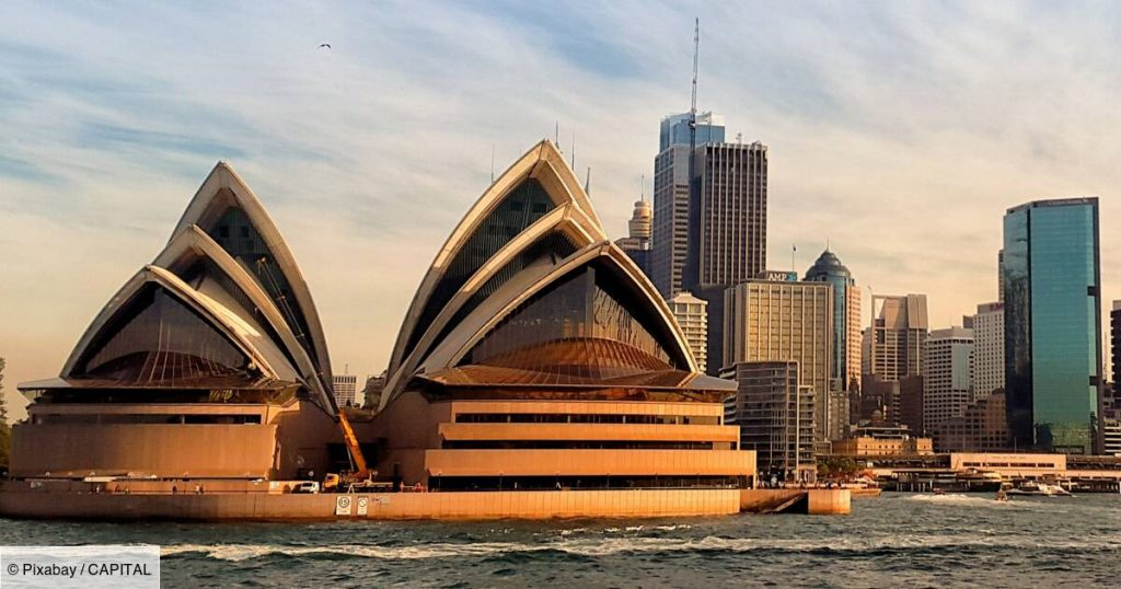 Six passengers who were vaccinated tested positive and isolated in Australia