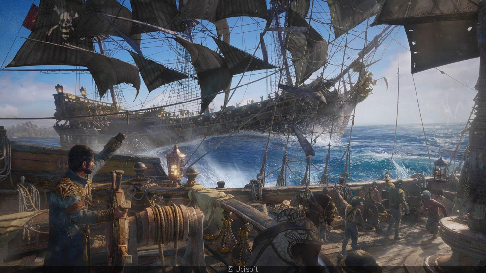 Skull and Bones, Ubisoft's pirate game expected between 2022 and 2023