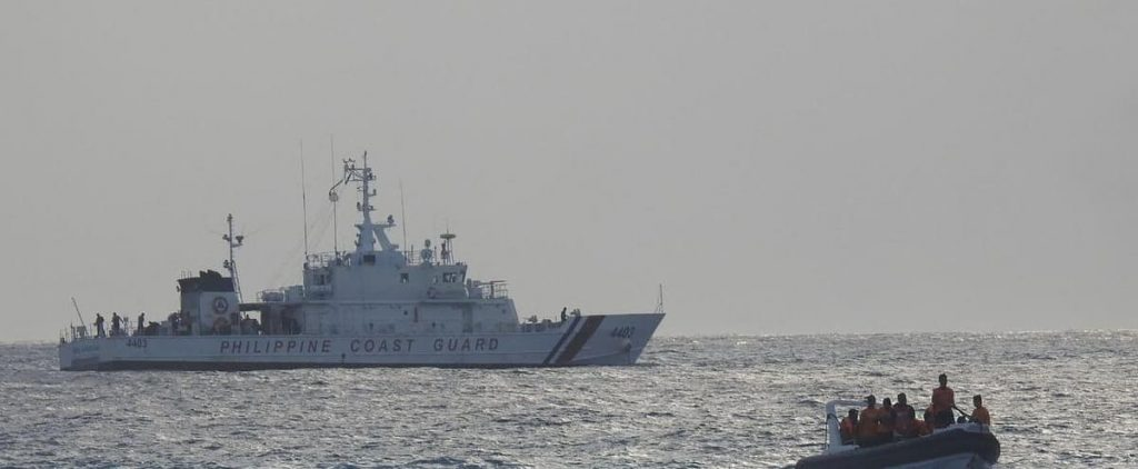"""South China Sea: Foreign Minister calls on Beijing to """"break"""""""