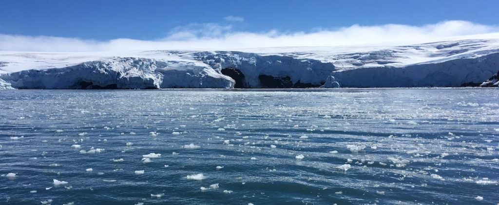 The rise in the oceans has limited the global temperature to 1.5 ° C