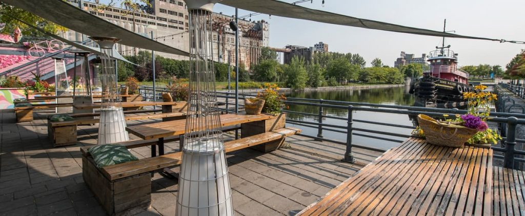 There is an urgent need to open restaurant terraces, according to Restaurant Canada