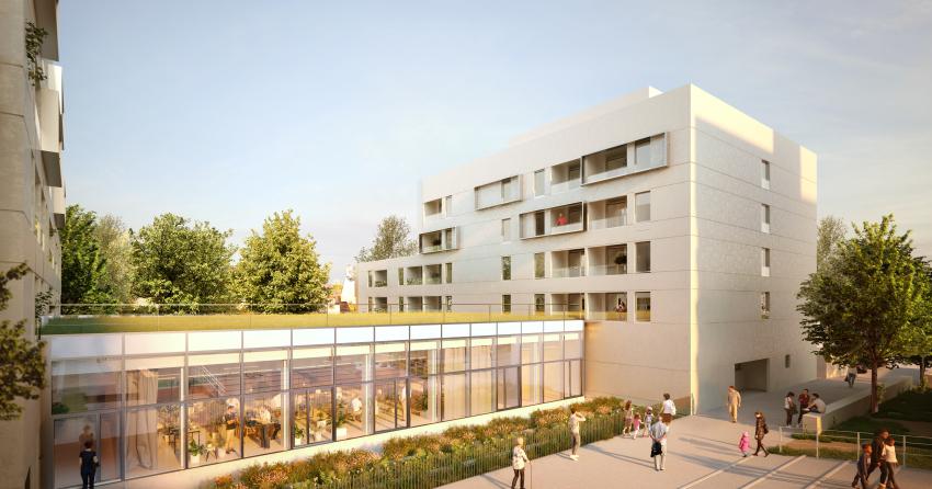 Espace & Vie : deux nouvelles résidences services seniors en Bretagne