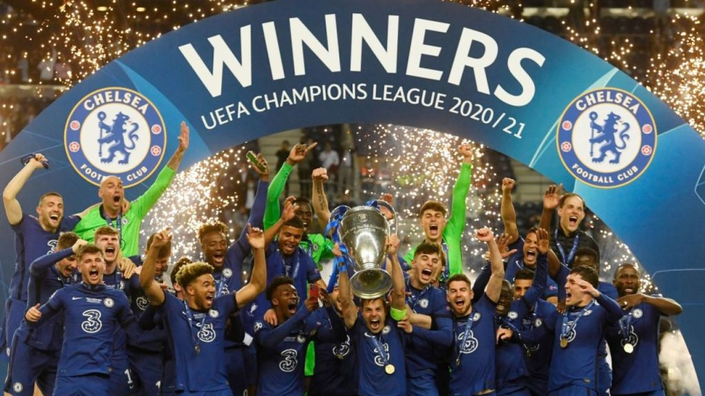 UEFA Champions League: Chelsea beat Manchester City 1-0 in the final