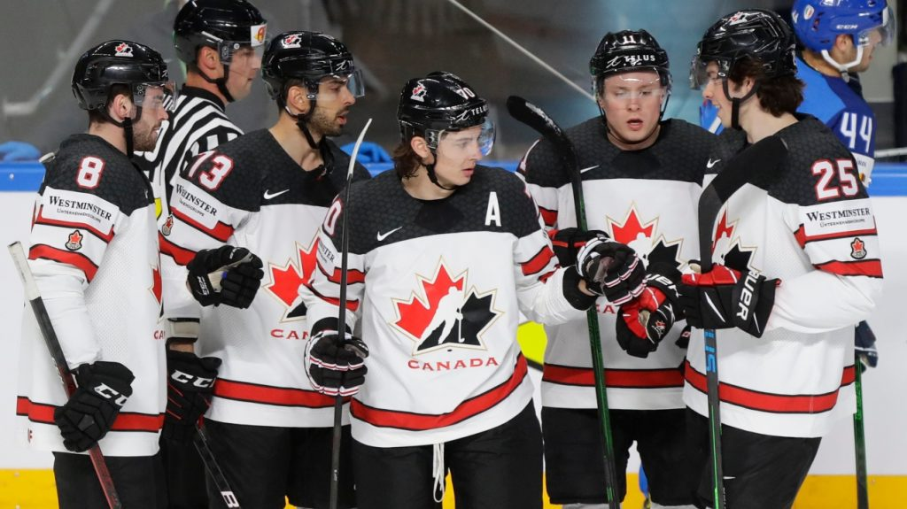 World Championships: Canada beat Italy 7-1