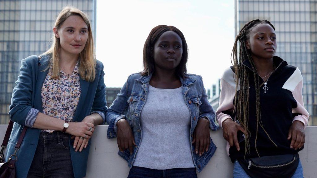 Les Héritières sur Arte: What is this social TV movie about exceptional high schools worth with Déborah François and Tracy Gotoas?  Cinema news