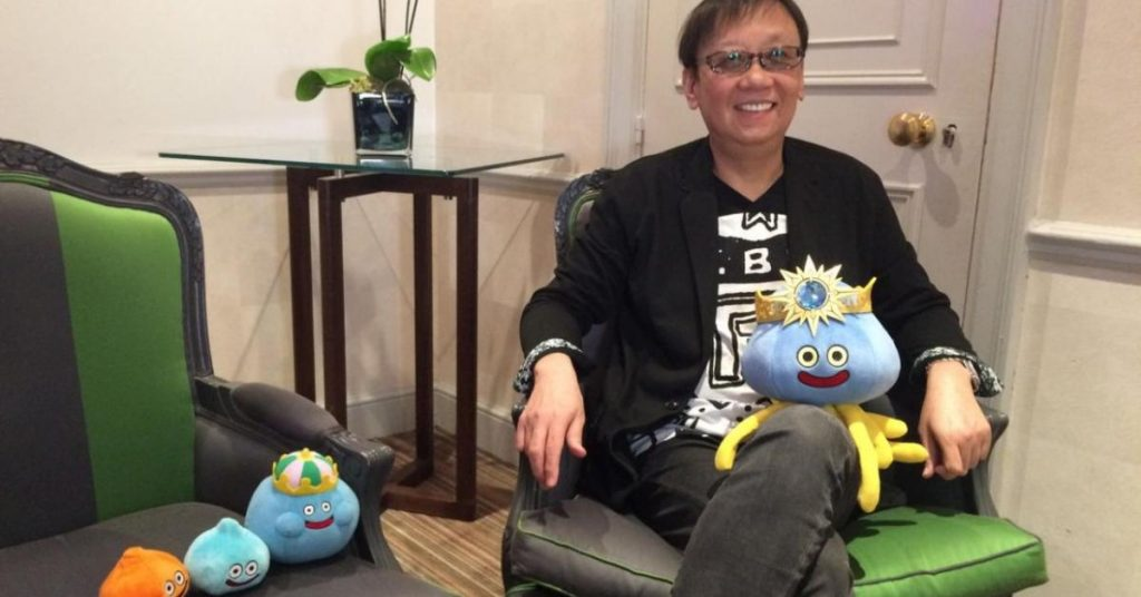 Player ID: Yuji Horii, or the man behind the Dragon Quest