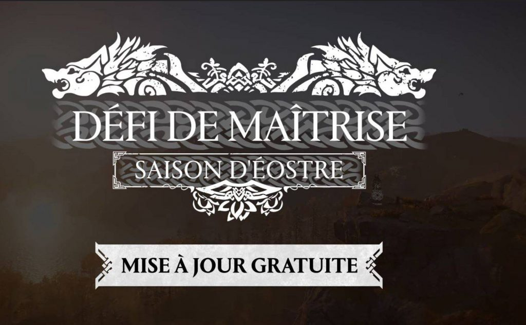 Assassin's Creed Valhalla - Mastery Challenge