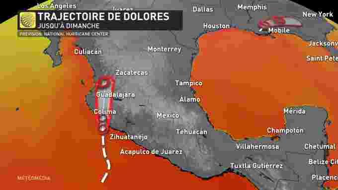 Dolores ride