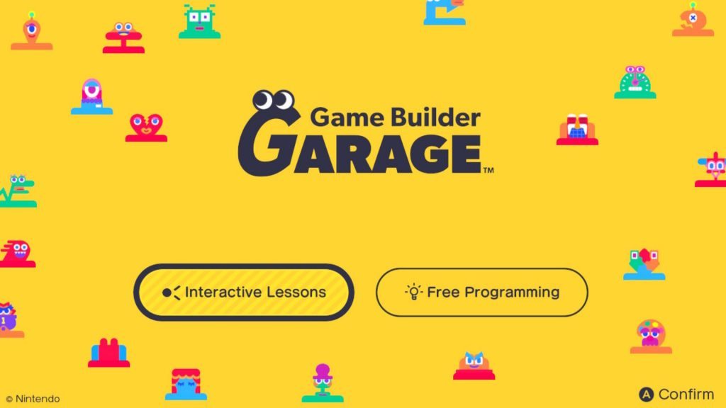 Game Builder Garage: A great learning tool for young and old alike
