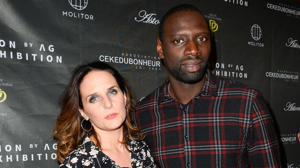 Omar Sy: His wife, Helen, shares a rare photo of their daughter, along with Matt Pokora and Christina Milian