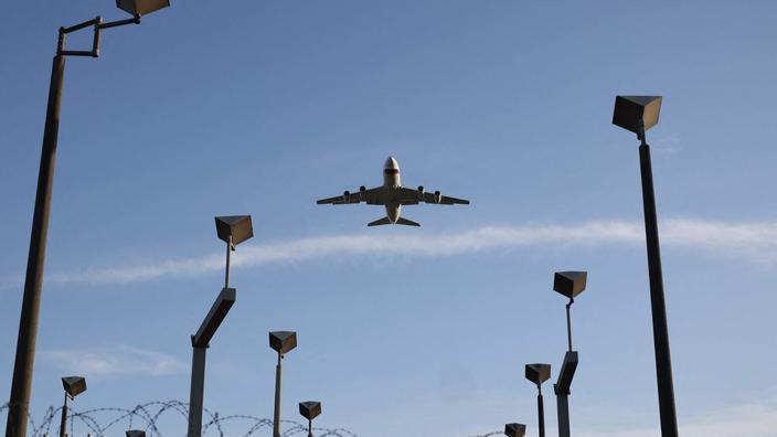 Les aéroports ont lourdement souffert de la chute du nombre de passagers depuis le début de la pandémie.