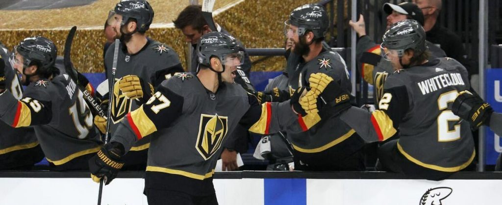 Amazing victory for the Golden Knights thanks to Max Pacioretty