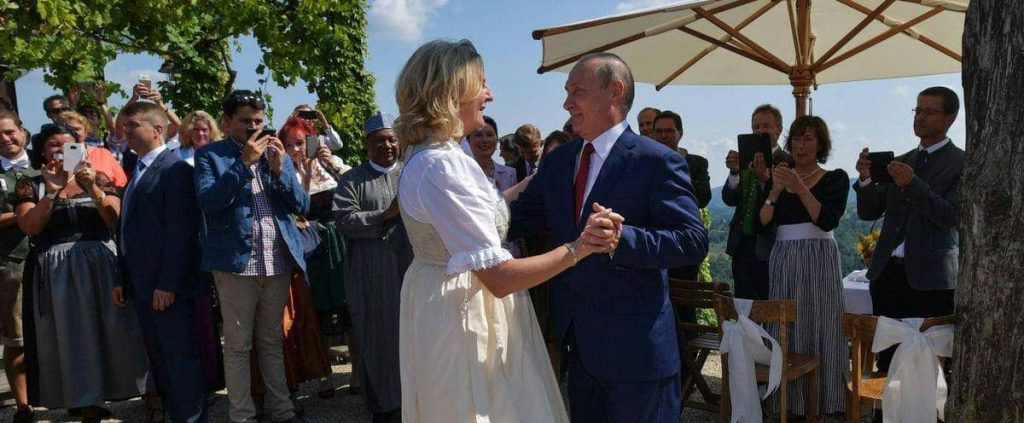 An important position for those who danced with Putin