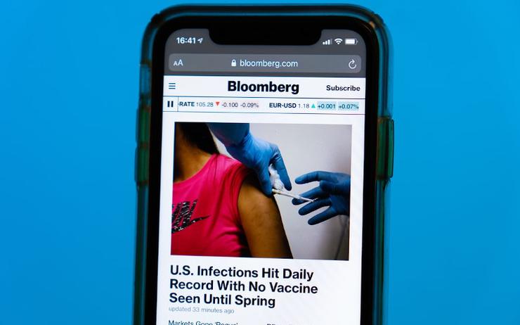 Photo site Bloomberg