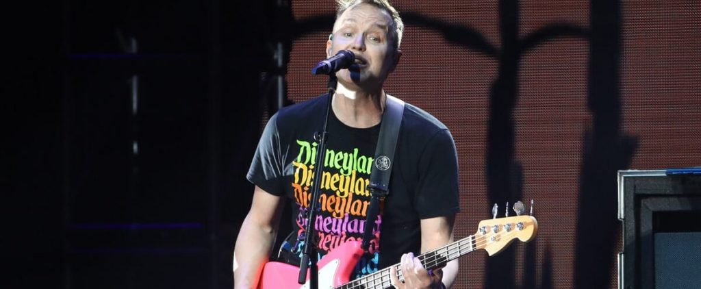 Blink-182 singer Mark Hobbs has cancer