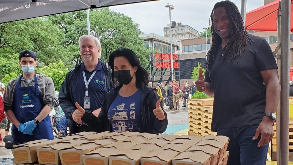 CH's Final: Joke Challenge Feeds 3,200 Homeless People