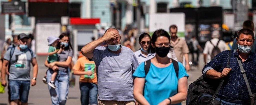 Covid in Russia: more than 20,000 infections and 568 deaths in 24 hours