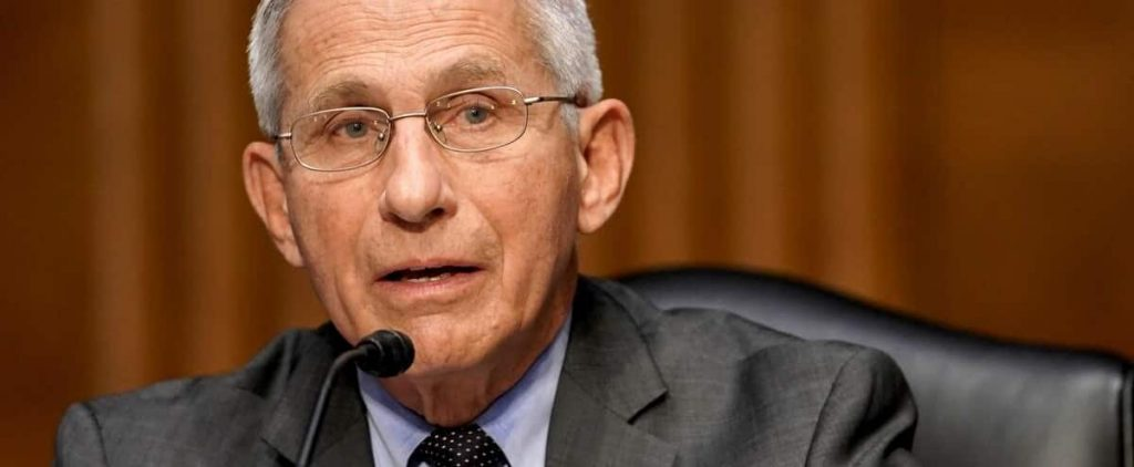 Dr. Anthony Fauci is in turmoil