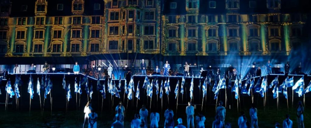 [EN IMAGES] Grand National Holiday Show: A Great Tribute to Quebec City