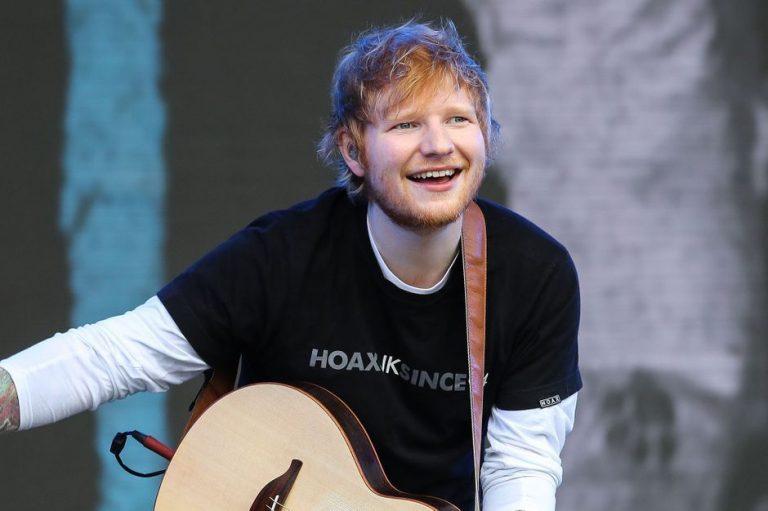 Ed Sheeran, his rare confidence about his father