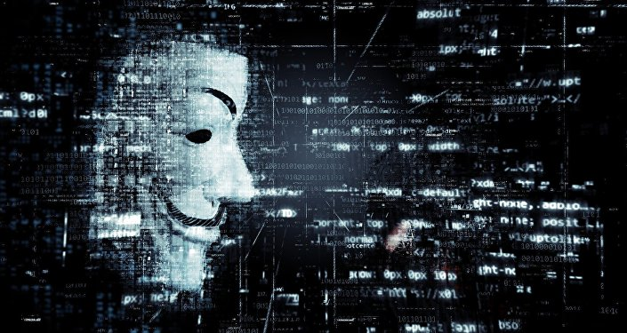 """Elon Musk was targeted by the """"Hacktivist"""" group Anonymous"""
