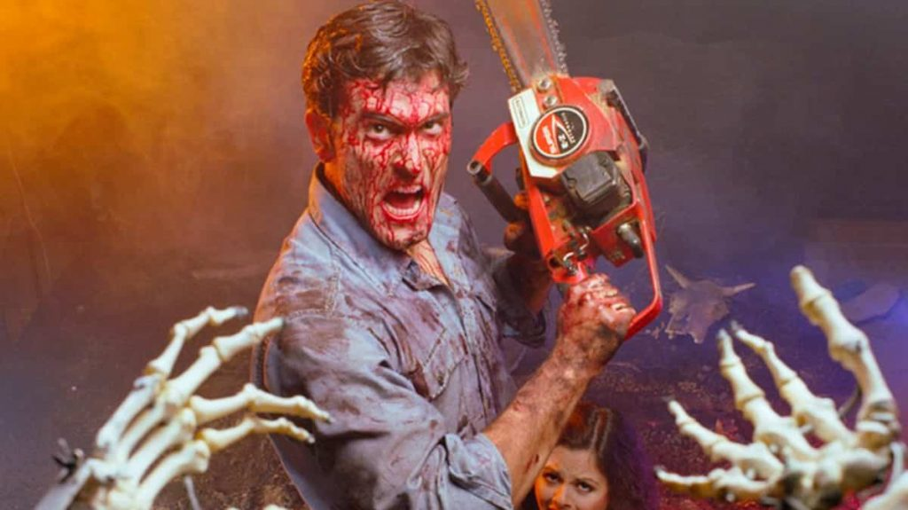 Evil Dead Rise: A photo from the set representing the beginning of filming [PHOTO]
