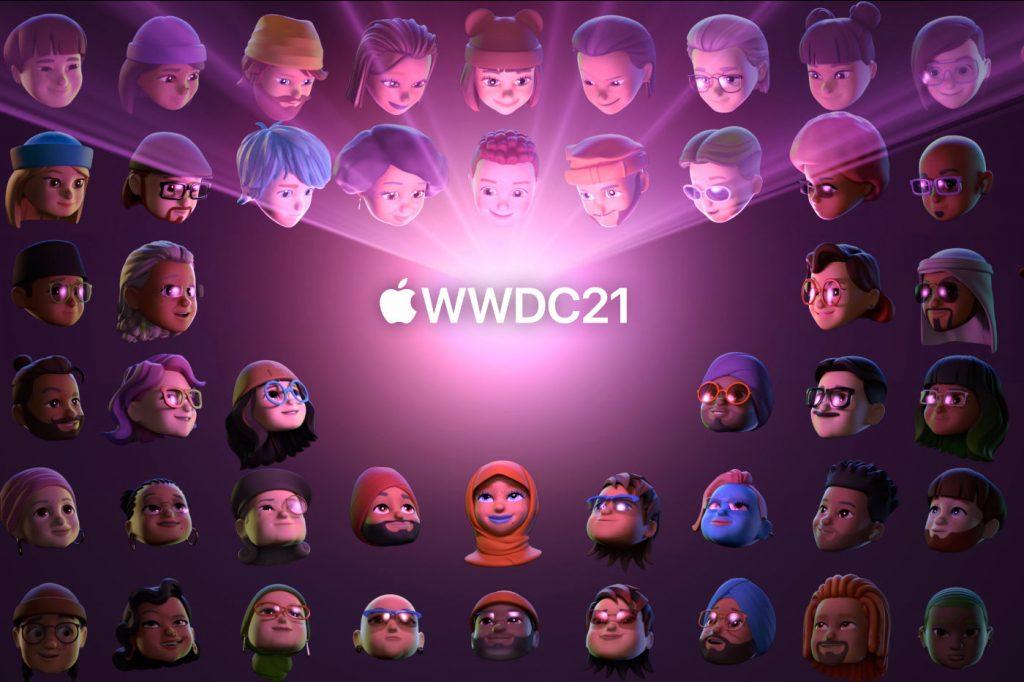 WWDC 2021 en direct Apple