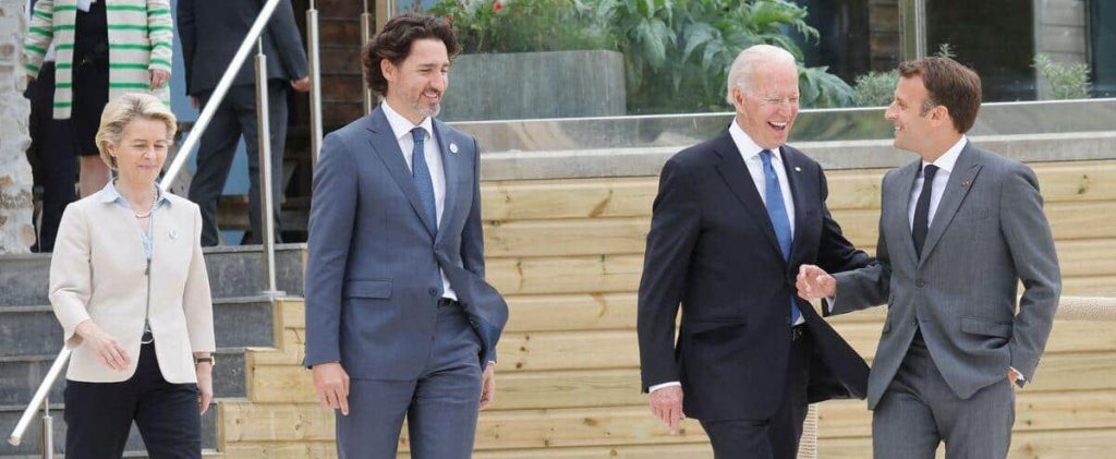 G7 takes action on epidemic, climate crisis and China