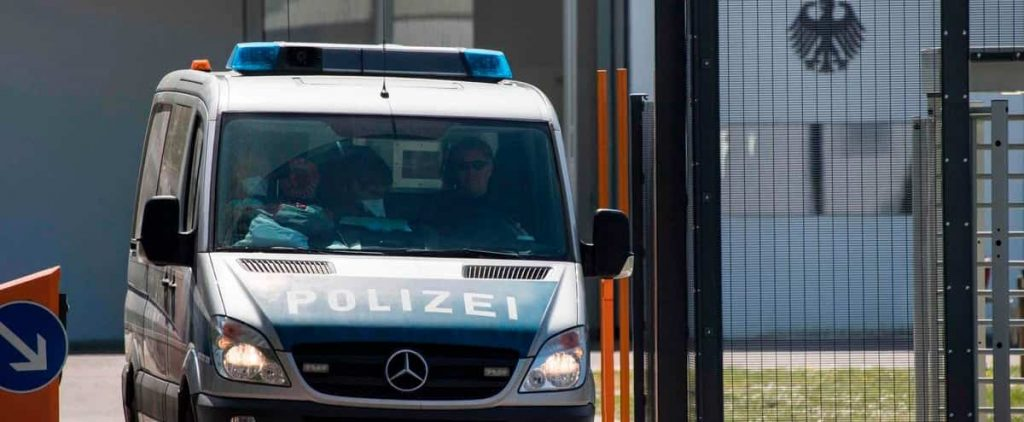 Germany: Scientist arrested for spying for Russia