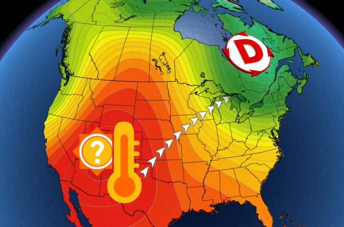 Heat wave: the biggest exception for June