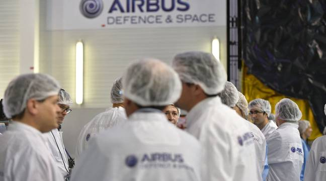 Huge check at Airbus Defense & Space after a delta variant was discovered