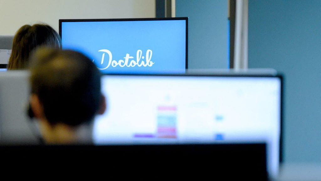 In Germany, Doctolib sent user data to Facebook and Outbrain