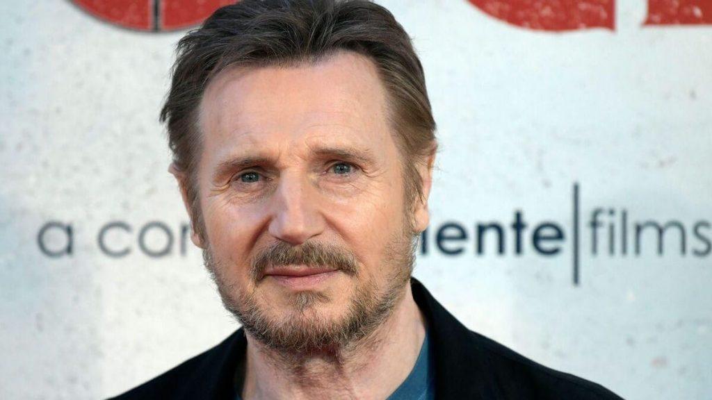 Liam Neeson: 'I don't do my own stunts'