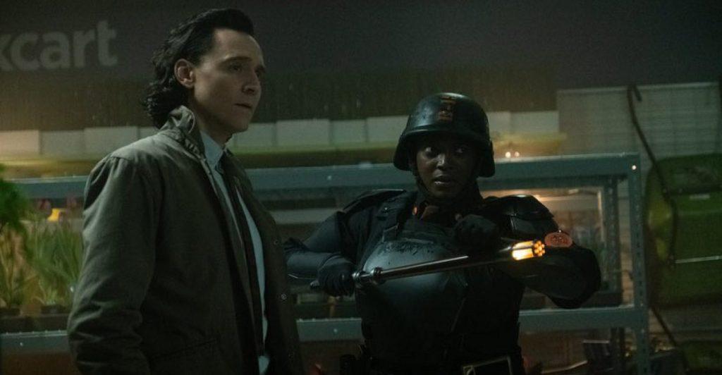 Loki: Always looks deceptive