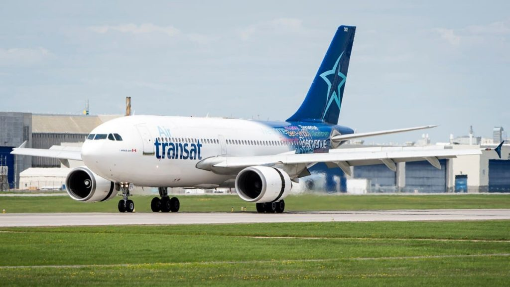 Lower revenue and greater losses for Transat AT