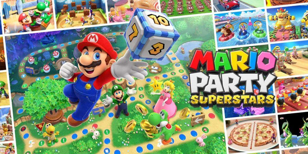 Mario Party Superstars se dévoile à l'E3 2021.