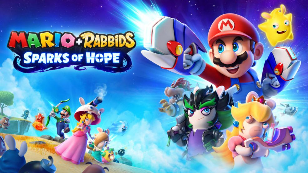 Mario + Rapids: Sparks of Hope was formalized early