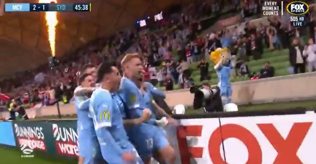 Melbourne City est champion d